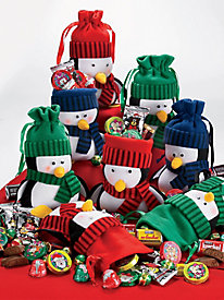 Sweet Penguin Pals - Set of 4 - 1 lb 1 oz 117567