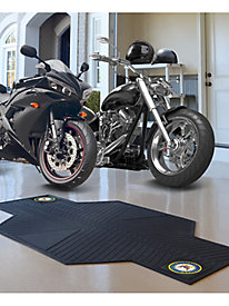 Military Branches Motocycle Mat