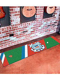 Military Branches Golf Putting Mats