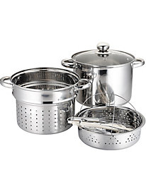 8 qt. - 8 pc. Multi-Cooker