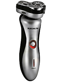 Rechargeable Triple Rotary Shaver