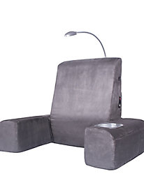Carepeutic; Bedrest Lounger with Heated Therapy and Comfort Massage 129127
