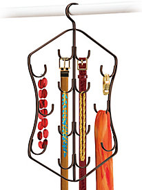 Lynk® Hanging Accessory Organizer - 14 Hook