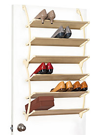 Lynk� Vela� Over Door Shoe Shelves