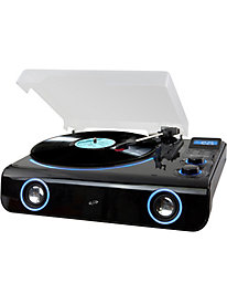 Classic Style Bluetooth Turntable 130360