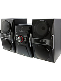 Bluetooth CD Home Music System with FM Tuner
