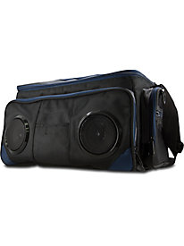 Soft-Sided Cooler with Bluetooth Speaker
