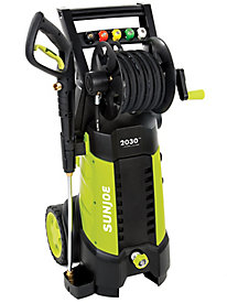 Sun Joe� Pressure Joe 2030 PSI 14.5-Amp Electric Pressure Washer with Hose Reel