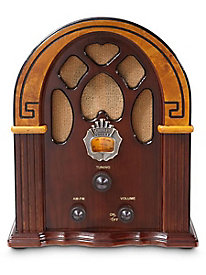 Crosley Cathedral-Style Radio