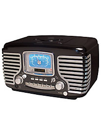 Corsair Clock Radio with CD Player