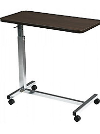 Non-Tilt Overbed Table