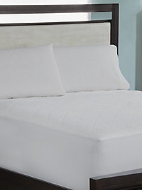 Wellrest Quilted Memory Foam Mattress Pad