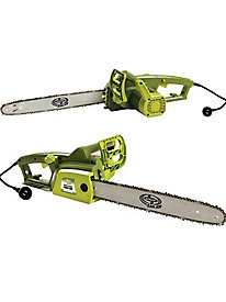 Sun Joe� Saw Joe 18-IN Electric Chain Saw