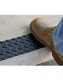 Pro-Series Adhesive Rubber Step Cover 4 x 17 in