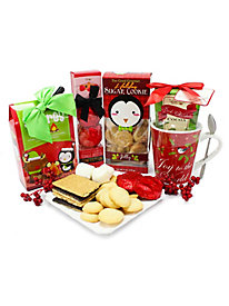 Cookies and Cocoa Holiday Set- Red 88289