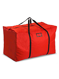 Red Multi Purpose Large Holiday Storage Bag