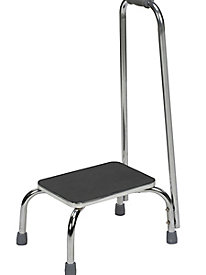 SMI� Foot Stool with Support Handle
