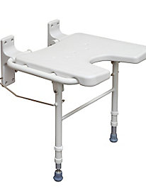 Fold-Away Wall Mount Shower Seat
