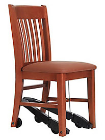 Wooden Chair with Royal-EZ Mobility Assist