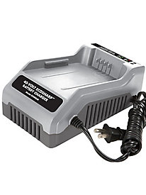 EcoSharp� Lithium-Ion Battery Charger