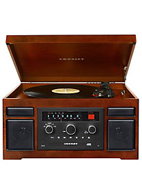 Crosley Patriarch Entertainment Center
