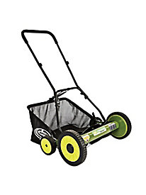 Sun Joe� Mow Joe 20-in. Manual Reel Mower with Grass Catcher