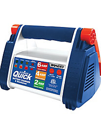 6 AMP Battery Charger & Maintainer