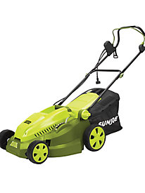 Sun Joe� Mow Joe 16-Inch 12-Amp Electric Lawn Mower + Mulcher