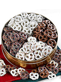 Chocolate Covered Pretzels Plus!