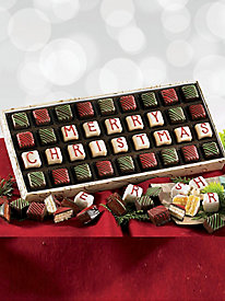 SF Merry Christmas Petits Fours