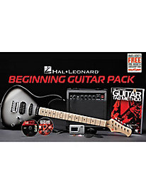 Hal Leonard Beginners Guitar Pack