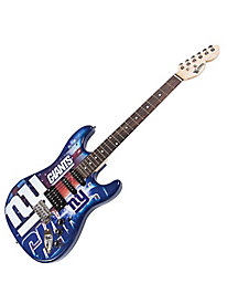 NFL Themed NorthEnder Electric Guitar