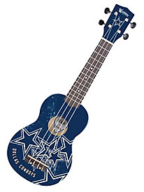 NFL Themed Ukulele