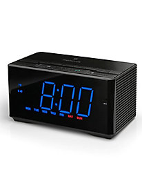 Memorex Clock Radio Bluetooth
