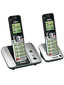 VTech DECT 6.0 Cordless Phone System with 2 Handsets