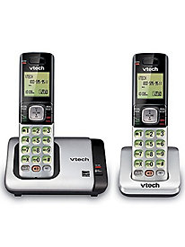 VTech DECT 6.0 Phone with Caller ID/Call Waiting, 1 Cordless Handset