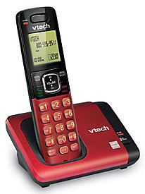 VTech DECT 6.0 Phone with Caller ID/Call Waiting, 2 Cordless Handsets