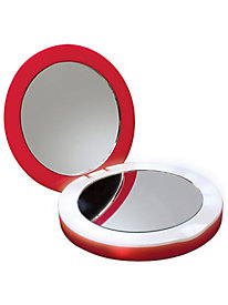 PowerNow Compact Illuminated Fashion Mirror