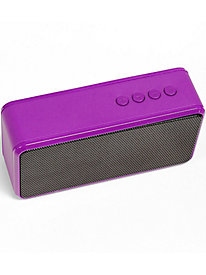 Lyrix Prism LED Bluetooth Speakers