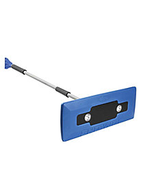 Snow Joe Shovelution 18-IN Strain-Reducing Snow Shovel w/ Spring Assisted Handle 147297