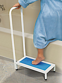 Safety Bath Step with Handle