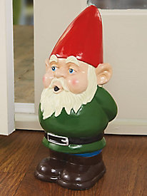 Norman the Doorman Motion-Activated Indoor Gnome