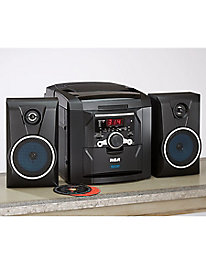 RCA� 5-CD Compact Stereo System
