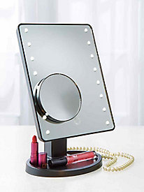 Light-Up Makeup Mirror