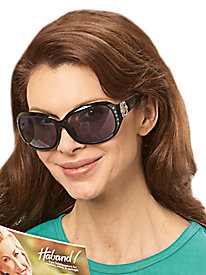 Fashion Sunglasses with Built-In Readers