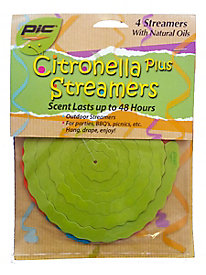 Pic Citronella Plus Streamers (4 Pack)