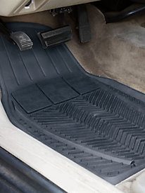 Floor Mat 4-Piece Set