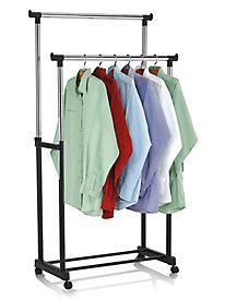 Sunbeam� Double Garment Rack