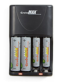EnviroMax� Plug-In Battery Charger