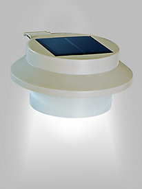 Smart Solar-Powered LED Light